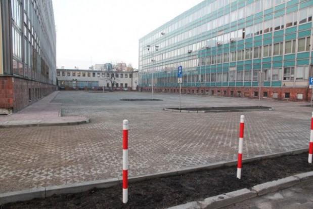 Nowe parkingi w centrum Płocka