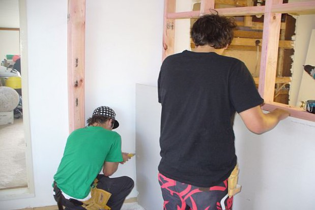 Przetarg na remont domu samopomocy