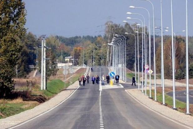 Ulica Mieszka I w Radomiu gotowa