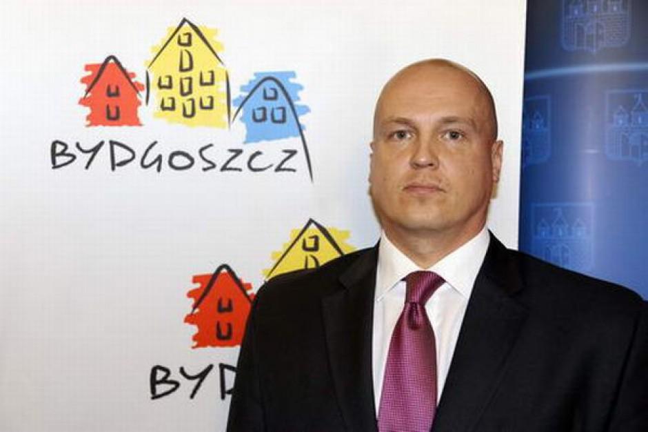 Prezydent Bydgoszczy ma nowego zastępcę