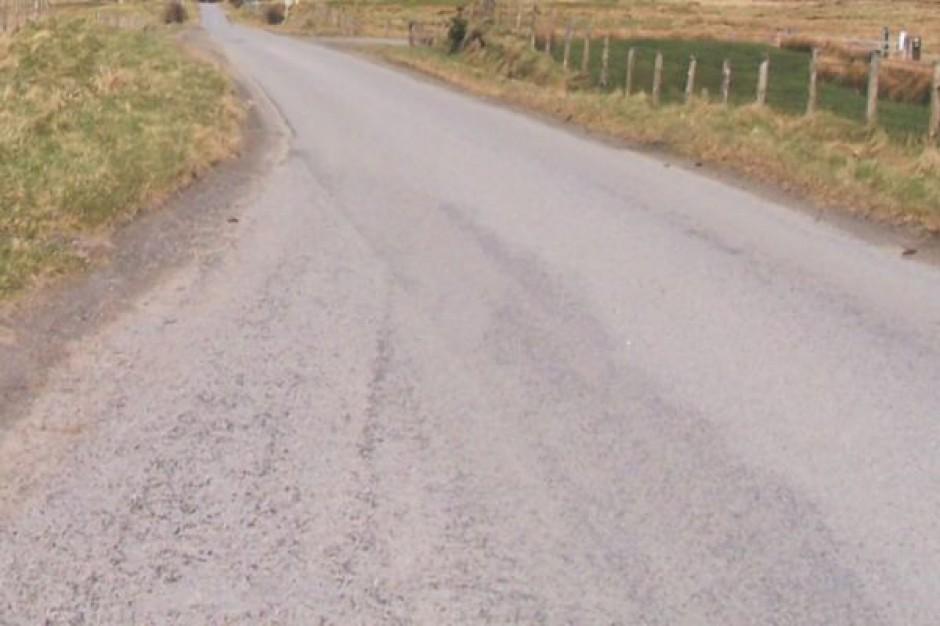 Polski sposób na wiejskie drogi. Z patentem
