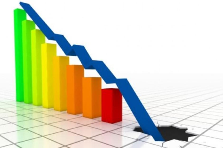 Firmy masowo upadają