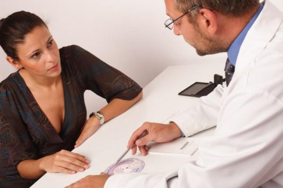 Przez oddział ratunkowy do lekarza