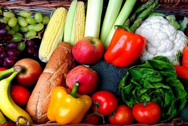 Owoce i warzywa dla małych pacjentów