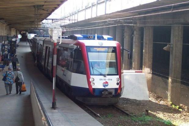 Ponad 57 mln zł dla warszawskiej kolei