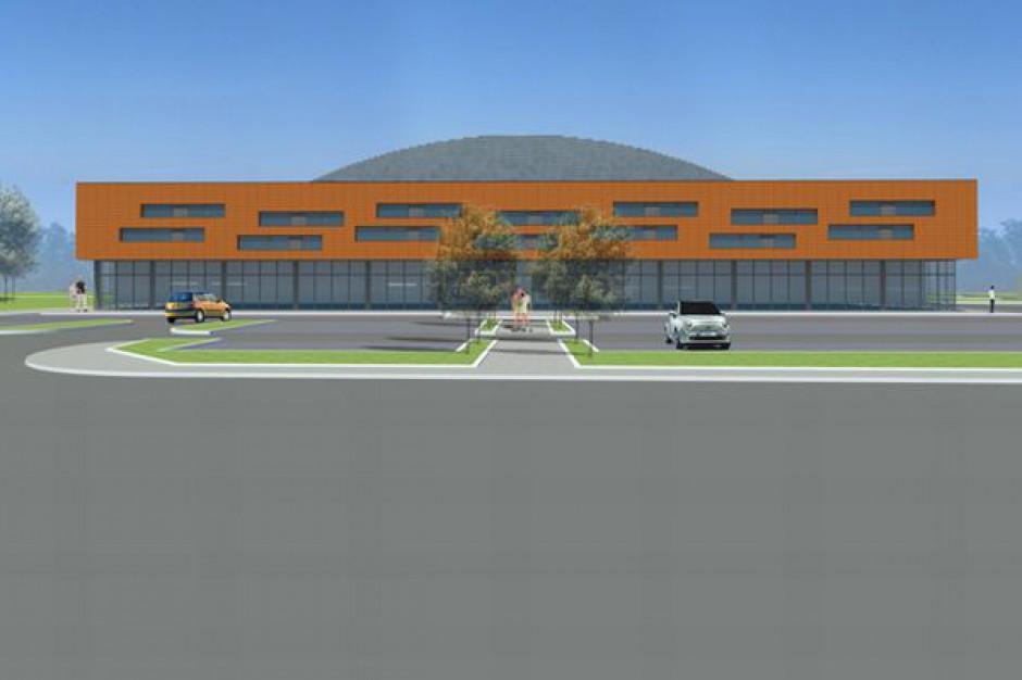 Budują centrum sportowe z galerią
