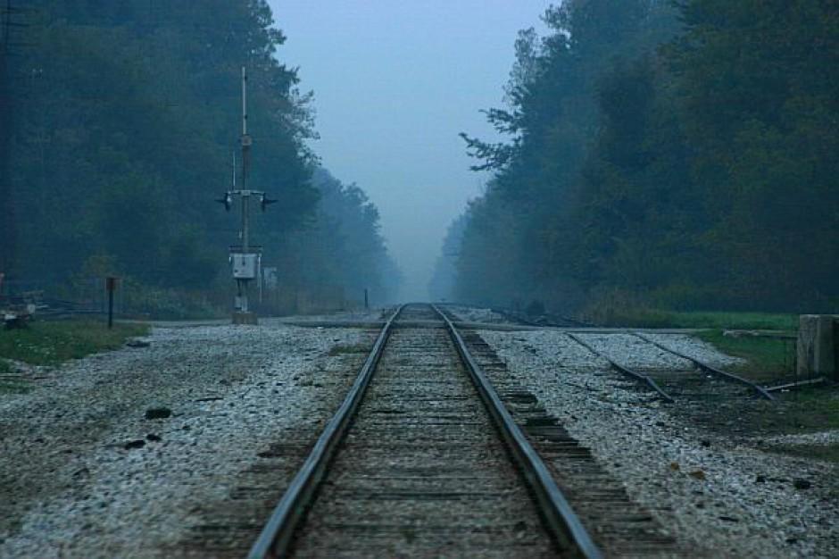 Utrudnienia na szlaku kolejowym