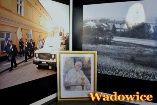 Rewitalizacja centrum Wadowic na filmie