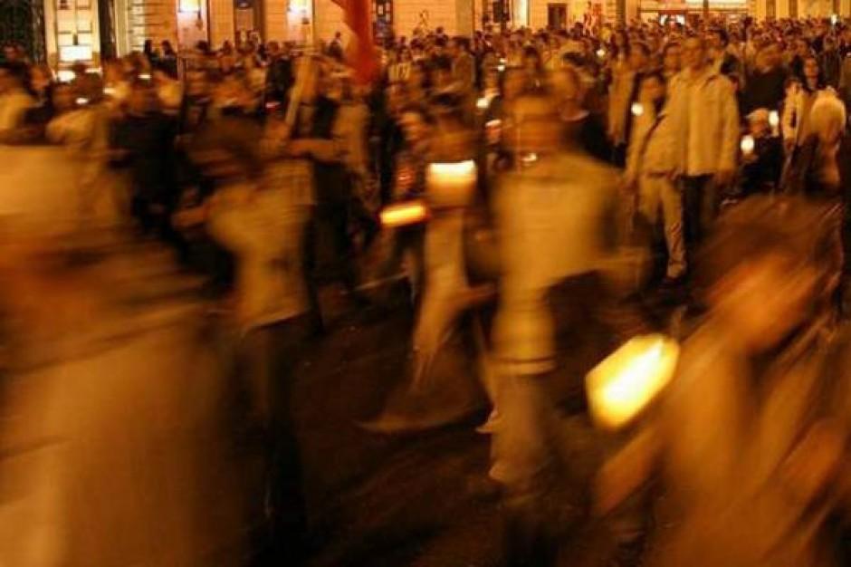 Przemarsze w Białymstoku bez zamieszek