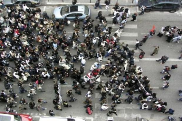 Utrudnienia z powodu marszu niepodległościowego