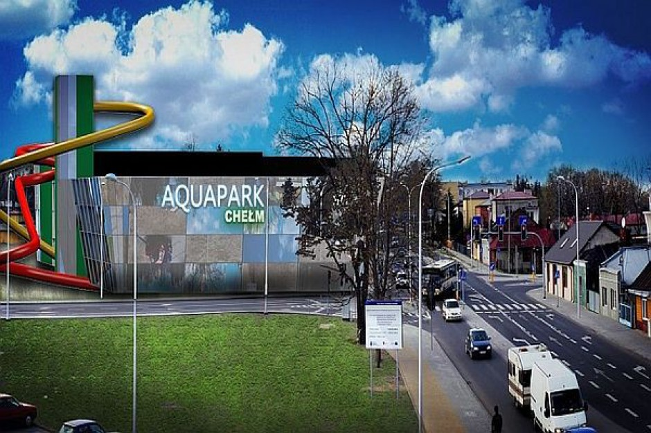Znane są atrakcje chełmskiego aquaparku