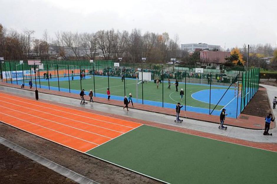 Nowy kompleks sportowy w Krakowie