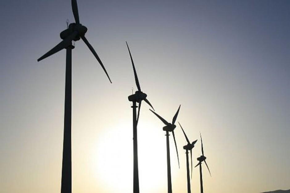 Odnawialne źródła kręcą się wokół wiatraków