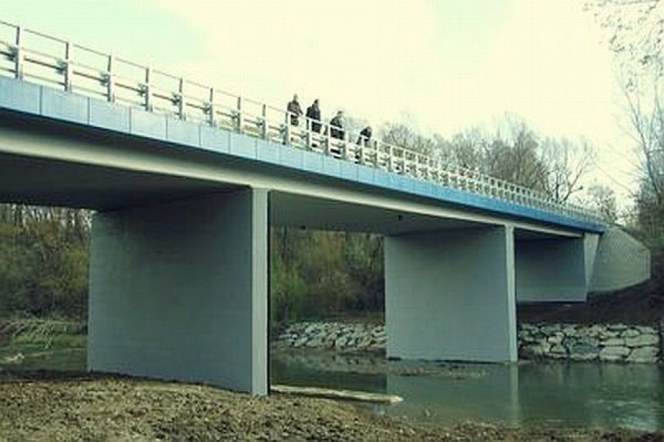 Nowy most w Równem gotowy