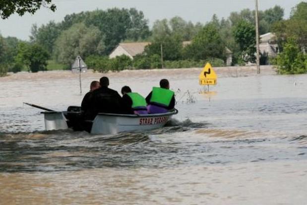 Kasa na ochronę przed powodzią Wisły