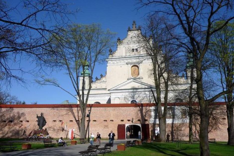 Rewitalizacja bazyliki i klasztoru w Leżajsku