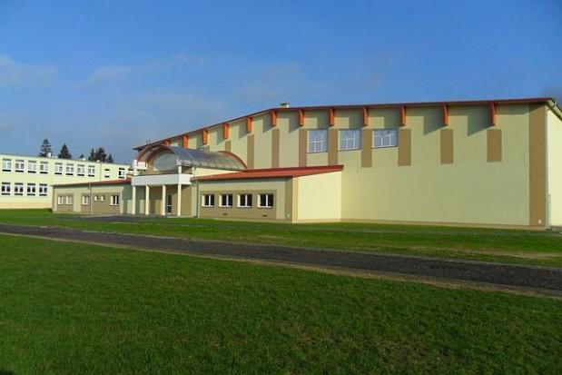 Otwarcie hali sportowej w Gałczewie