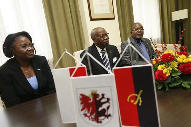 Wizyta przedstawicieli Tunezji i Angoli