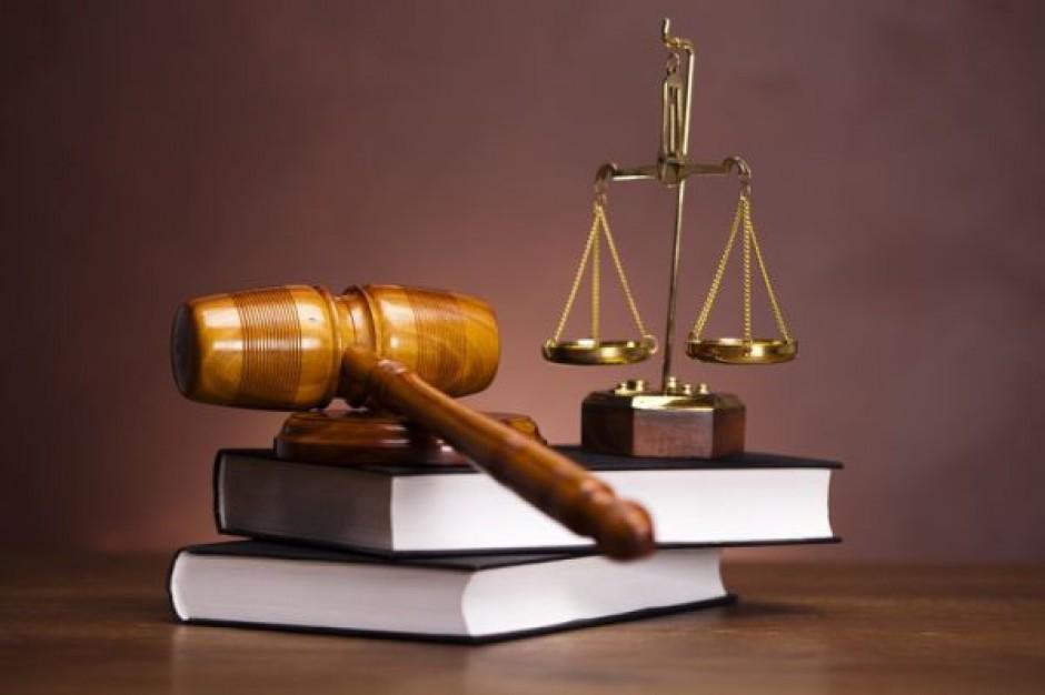 Informacja ws. reorganizacji sądów odrzucona