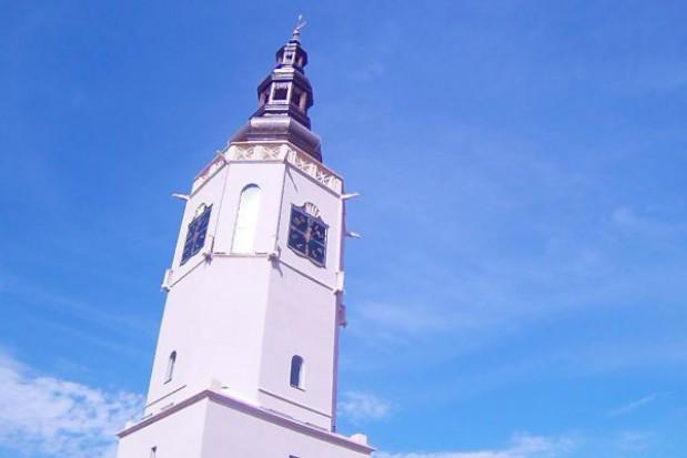 Odbudowana wieża ratuszowa otwarta dla zwiedzających