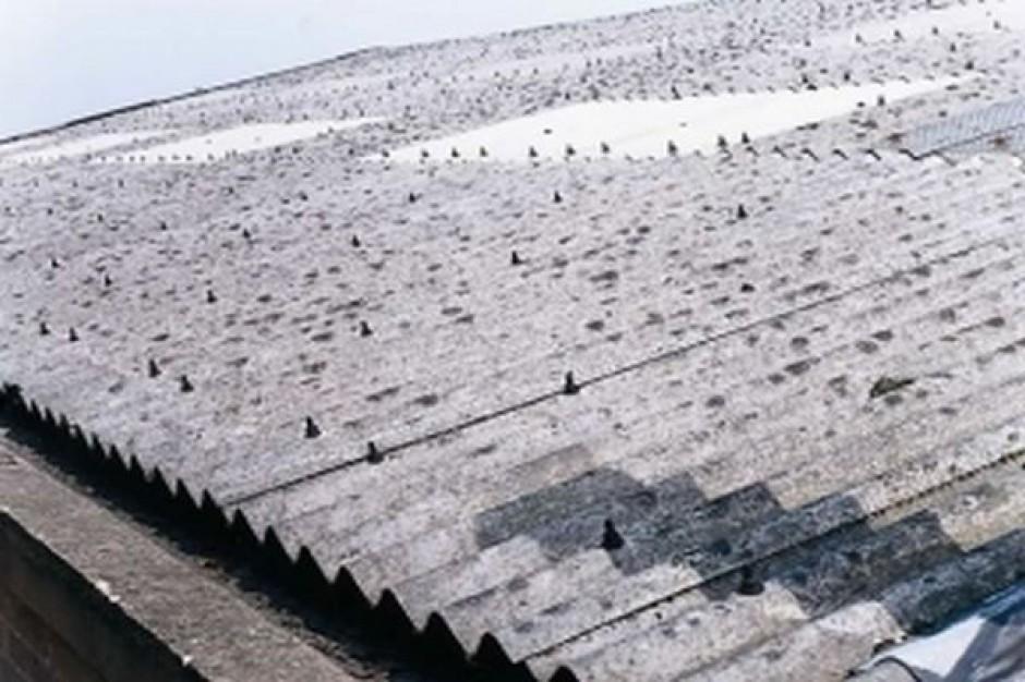 Szwajcarska kasa na usuwanie azbestu