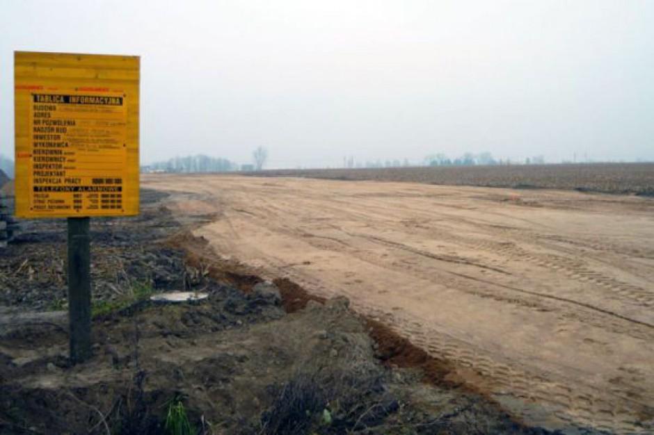 Budowa wiaduktu w Jasinie