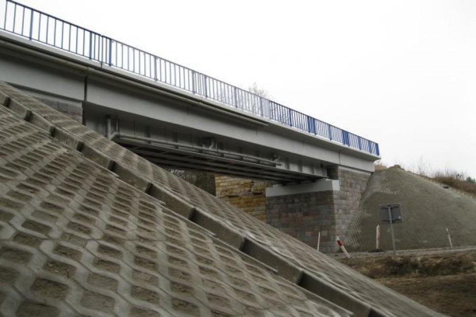 Remont wiaduktu kolejowego zakończony