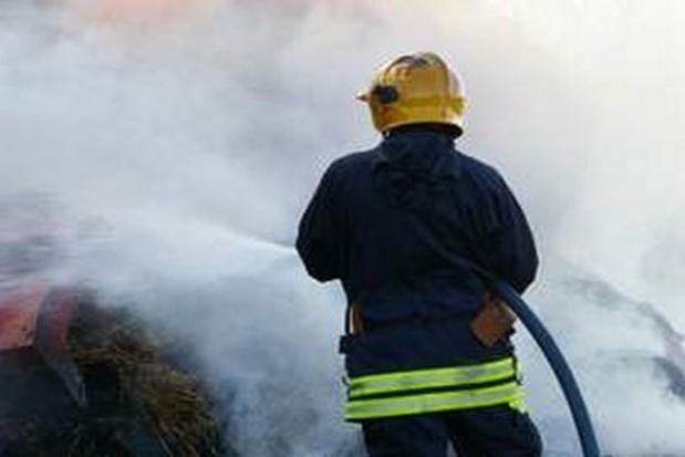 Strażacy mają sprzęt do akcji związanych z zagrożeniem środowiska