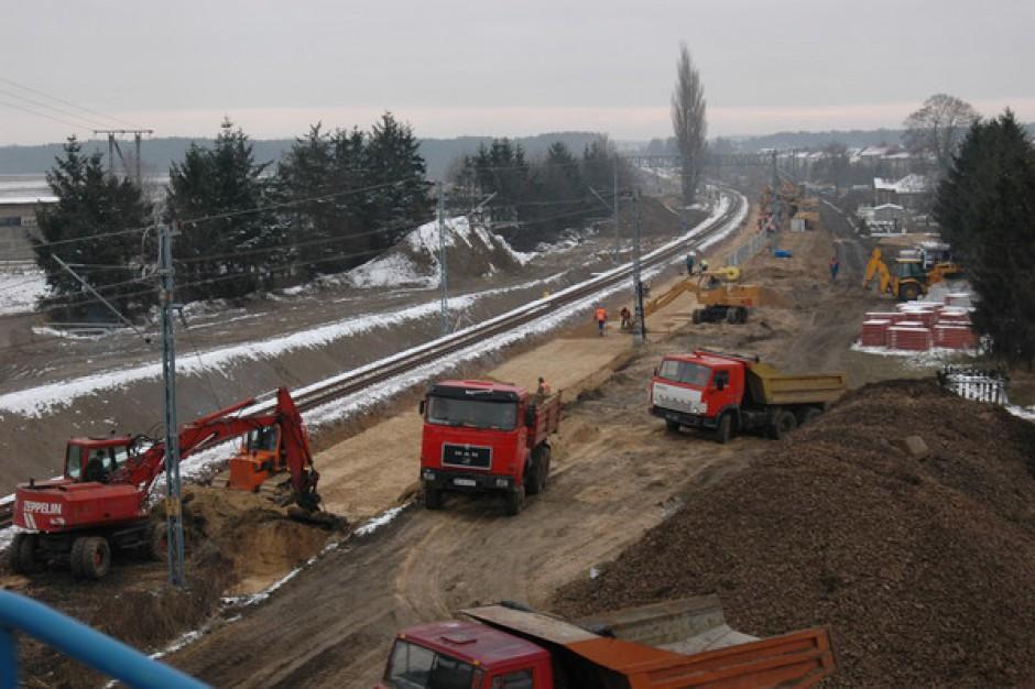 Niepewna przyszłość budownictwa kolejowego