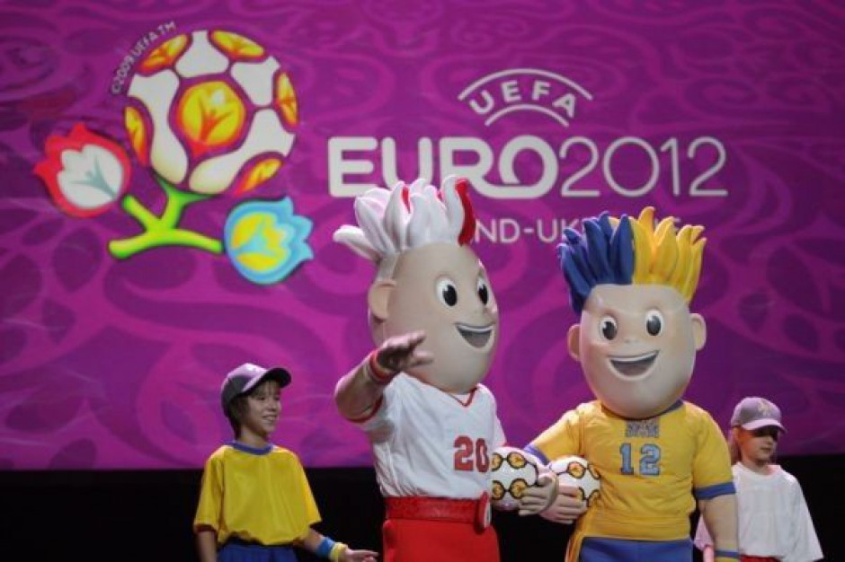 Premie za Euro 2012