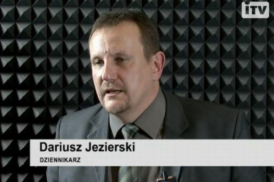 Dziennikarz donosi na  wiceprezydenta