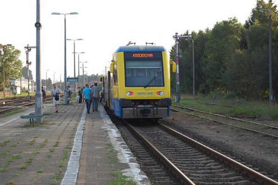 W godzinę pociągiem do Kościerzyny
