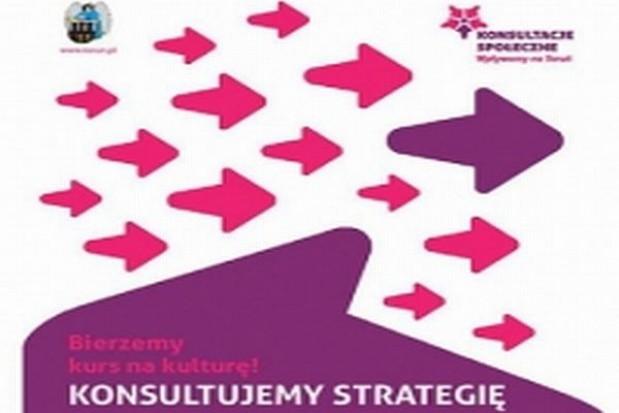 Konsultacje strategii rozwoju kultury w Toruniu