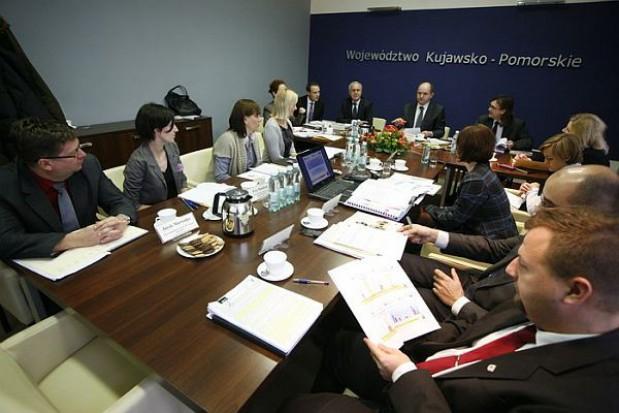 Przedstawiciele Komisji Europejskiej w regionie