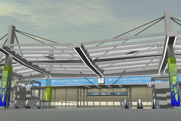 PKP szuka firmy, która dokończy budowę krakowskiego dworca