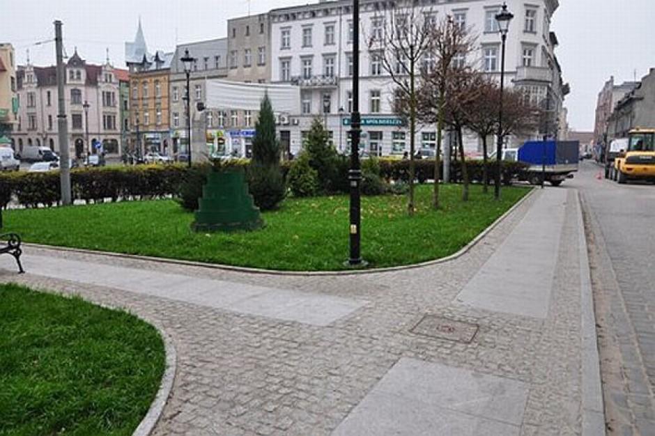 Odbiór techniczny ulic Grudziądza