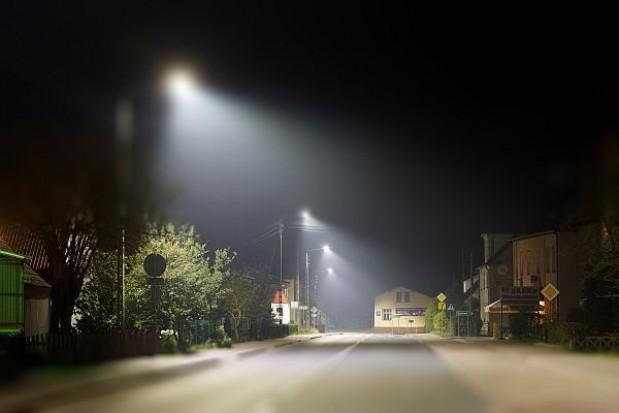 Najnowocześniej oświetlona gmina w Polsce