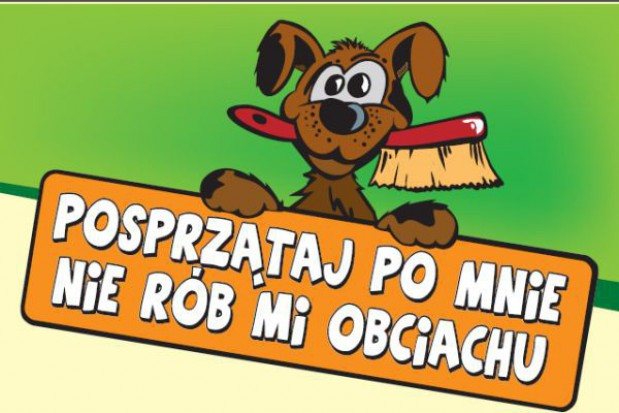 Nie rób swemu psu obciachu