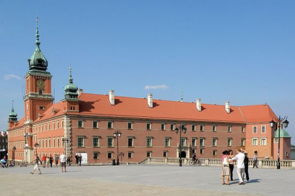 Zamek Królewski w Warszawie przygotowuje jubileuszowy film