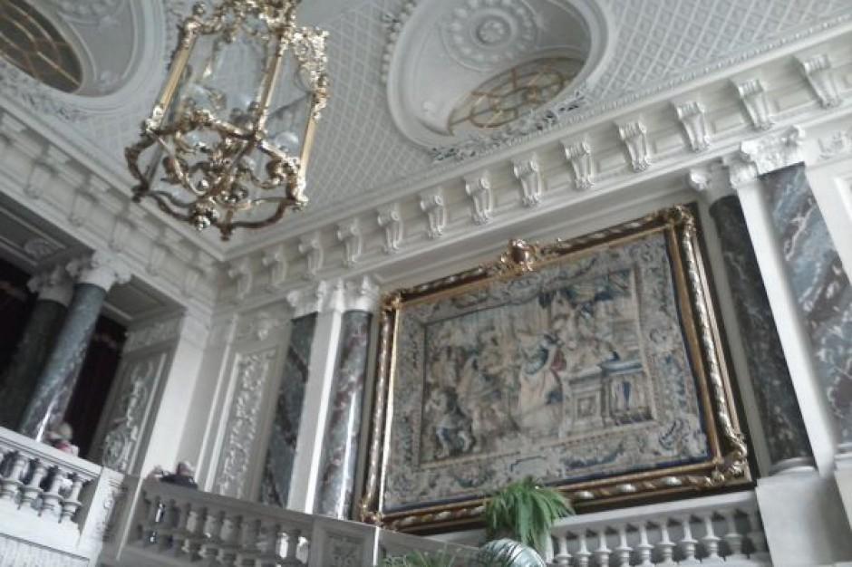 Pszczyński zamek zamknięty dla zwiedzających do stycznia