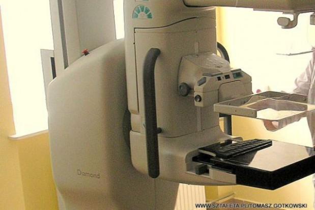Powiat kupi mammograf dla lecznicy