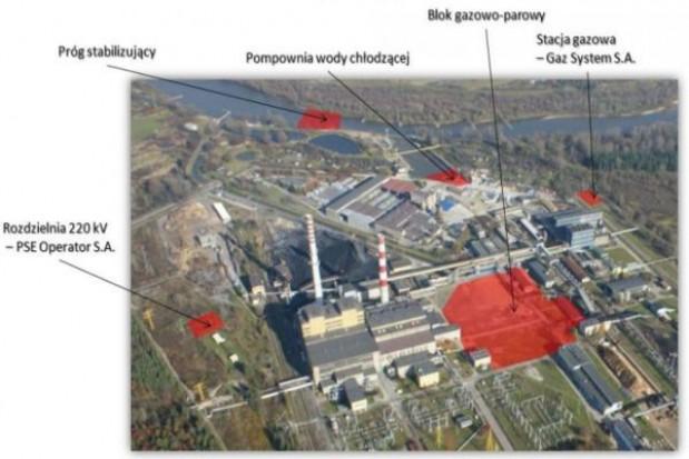 Rośnie największa elektrownia gazowa