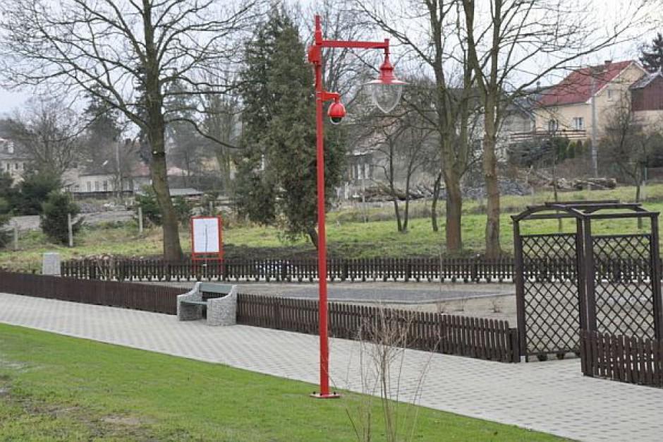 Półkilometrowa promenada w Sulęcinie