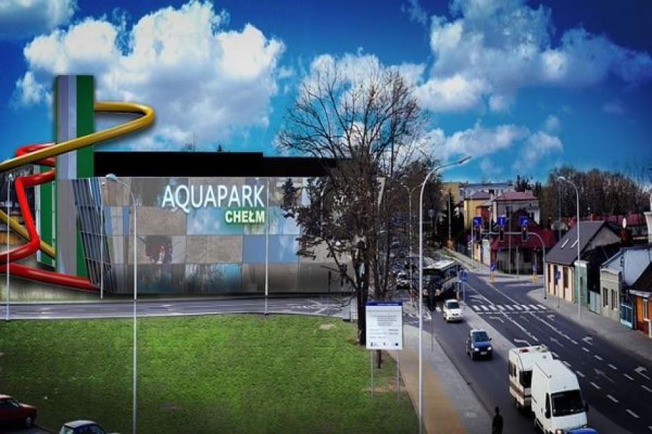 Cztery oferty od projektantów aquaparku