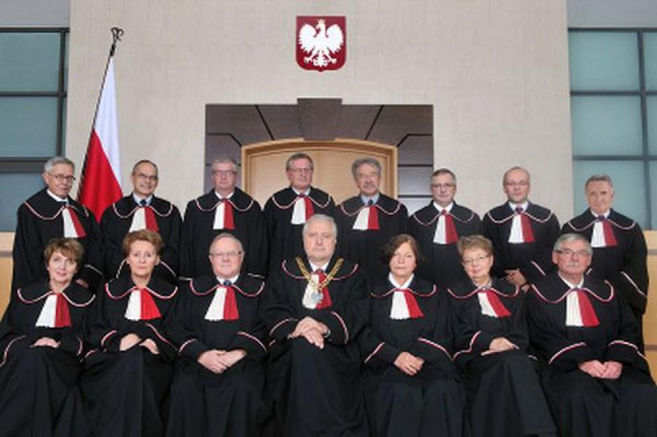 """Trybunał odroczył sprawę """"janosikowego"""""""