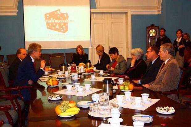 Prezydent Grobelny lobbuje wśród parlamentarzystów