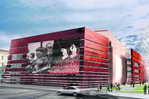Kto dokończy budowę centrum muzyki?