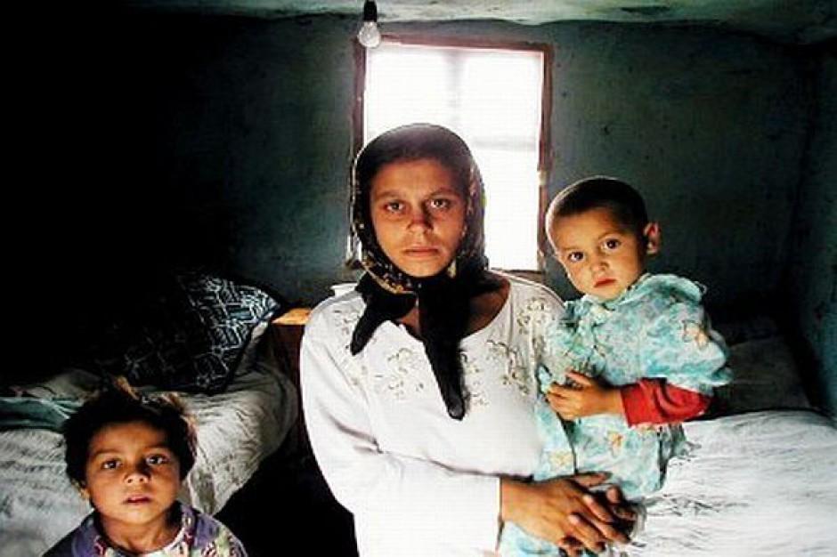 Romskie dzieci w szkołach specjalnych