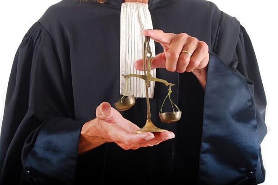 Sędziowie idą w stan spoczynku