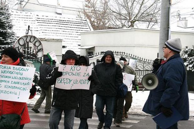 Protestują, bo nie mają wodociągu